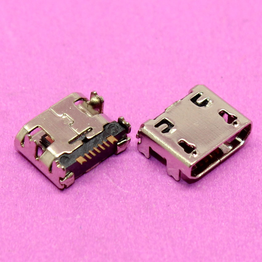 YuXi – port de charge Micro USB, pour Samsung I699 S7562I S7572 S7568 S7566 I9050 I599 B9062 S6108 S6358 S6102 I6352 S7562i