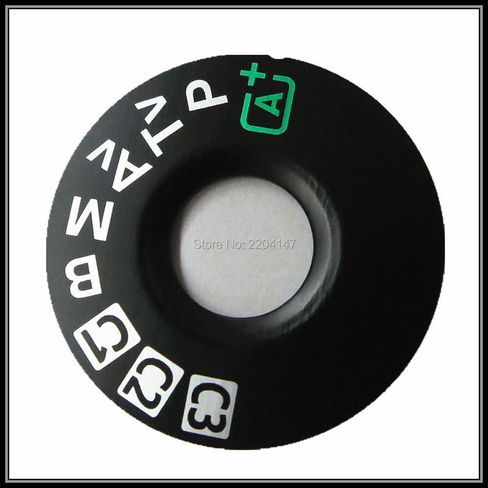 Nova função dial modelo etiqueta do botão original para canon eos 5d Mark III/5D3 5 DIII Top Função Digital Camera Repair Parte