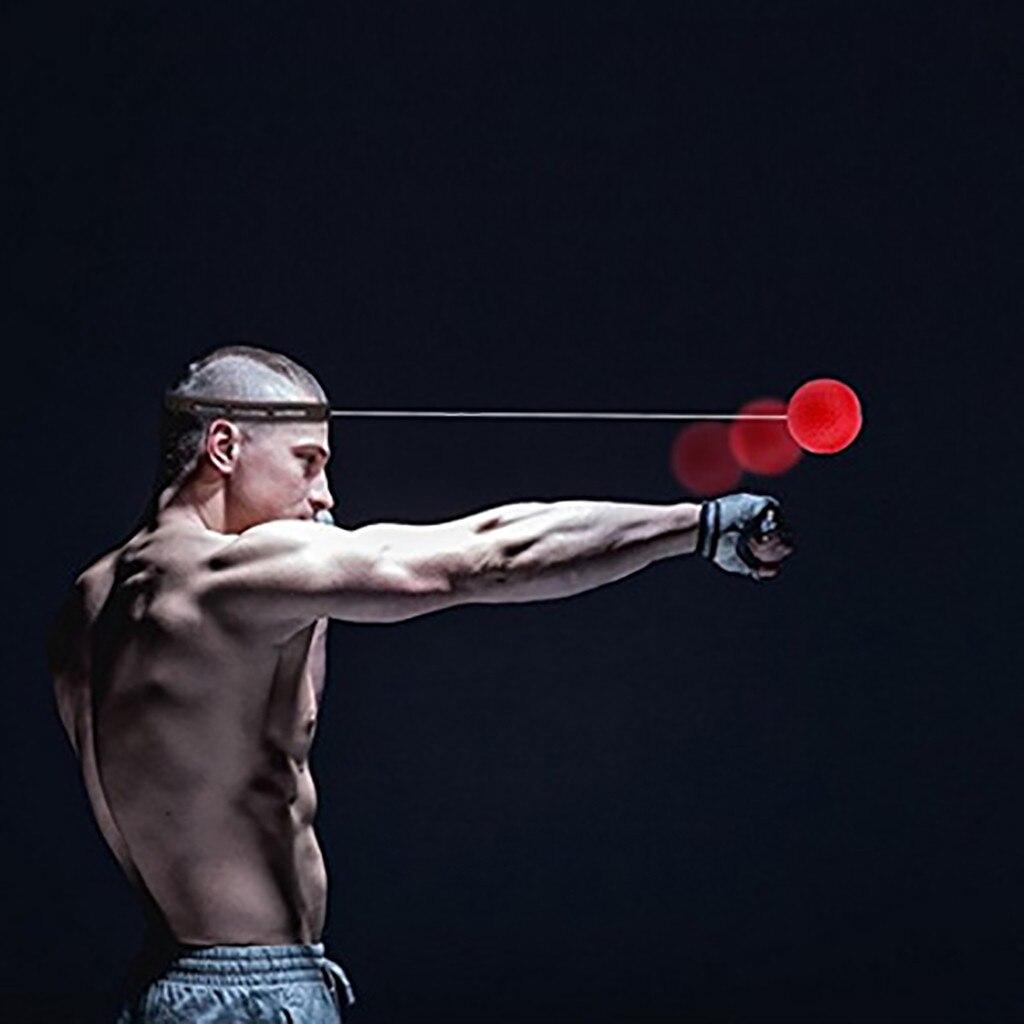 2019 nuevo ponche de boxeo ejercicio pelota de pelea reacción pelota de reflejo Hott alta calidad 2019 nuevo ponche de boxeo ejercicio pelota de pelea reacción