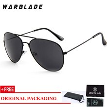WarBLade 2019 New Fashionable Brand Classic Sunglasses Men Men/Women Colorful Reflective Lens Eyewea