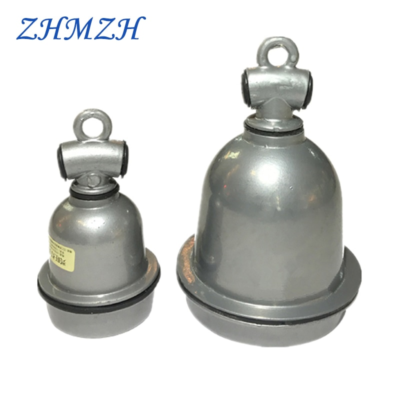 E27 Tee Lamp Holder Waterproof E40 High Temperature Resistant Ceramic Screw Lamp Base For Farms DIY Lighting Accessories