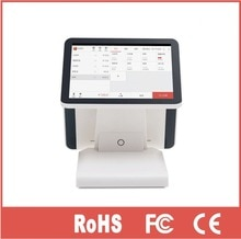 12 Inch Mini Touch Pos Systeem Van Fabriek, Alles In Een Touch Screen Pos Met