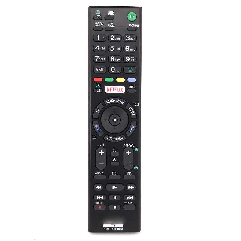 (10 uds/lote) General RMT-TX100D LED TV Control Remoto para SONY RMT-TX101J RMT-TX102U RMT-TX102D KD-43X8301C Contrle Remoto