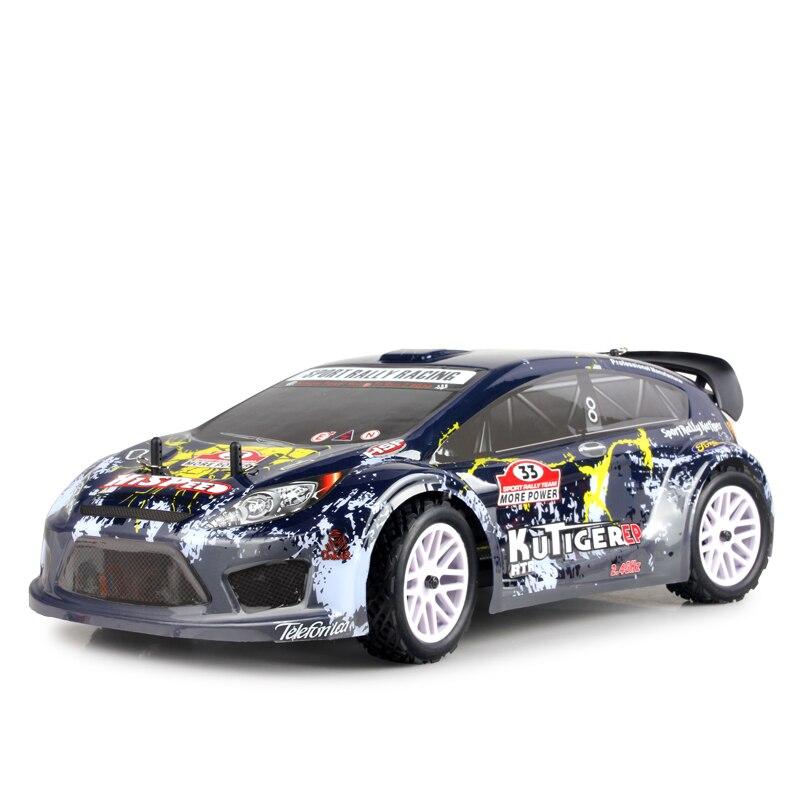 Высокоскоростной HSP 94118 автомобиль pro rc 1/10 весы 4wd электрическая мощность R/C Sport