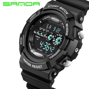 G Style Men Sport Watches S-SHOCK Military Watch Fashion Wristwatch Men's Sport LED Digital Watches Waterproof Relogio Masculino