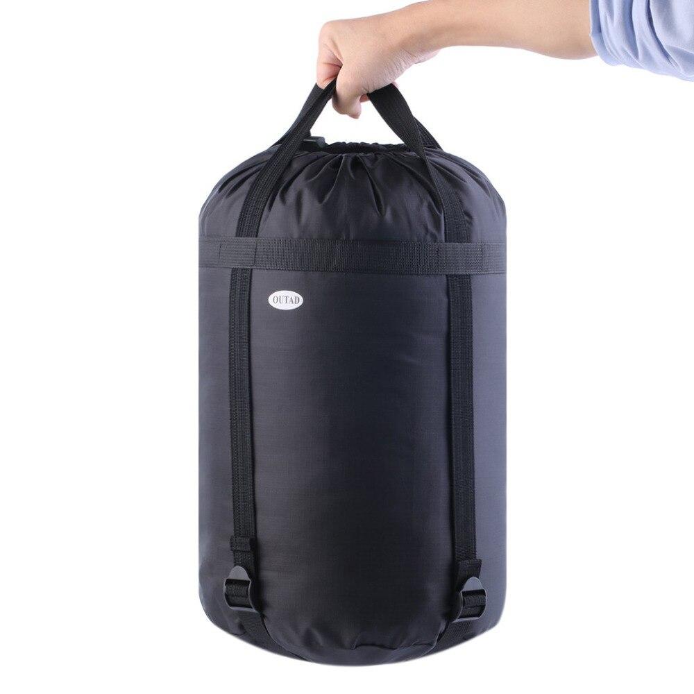 Top Verkauf BlueField Leichte Nylon Kompression Zeug Sack Tasche Outdoor Camping Kleine Tasche 45*26*26cm Lager bieten