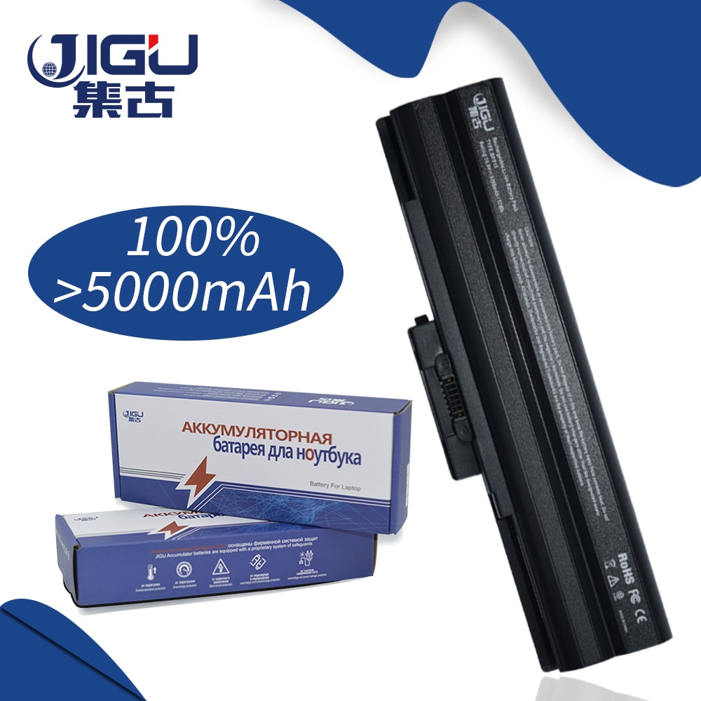 Batería de ordenador portátil jgu 6 celdas para Sony nuevo BPS13/B VGP BPS13/Q VGP-BPS13BA/B PCG-31311M 3E1M 5N4L 3F1M 3H1M 3J1M 51113M VGP-BPS21A