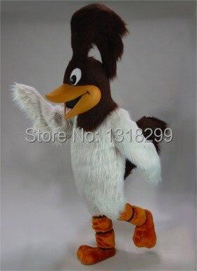 Disfraz de mascota Roadrunner disfraz de fantasía disfraz de disfraces cosplay disfraz de Carnaval