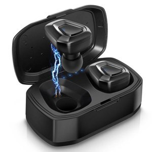A7 TWS Wireless Bluetooth Headset Stereo Handfree Sports Bluetooth Earphone With Charging Box For Iphone Android