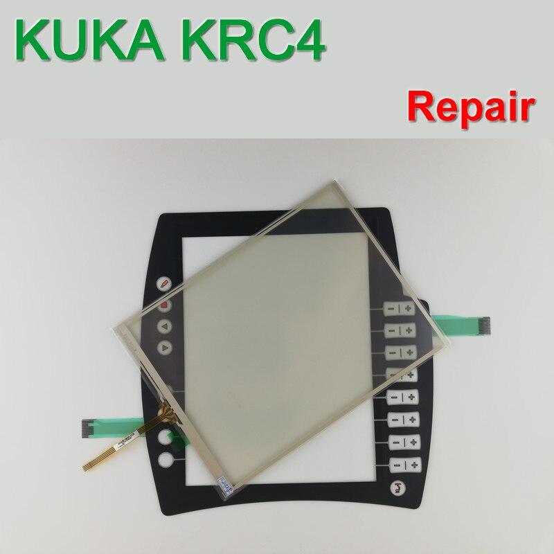 كوكا KCP4 KC P4 00-168-334 لوحة مفاتيح غشائية + زجاج اللمس لإصلاح لوحة المعلم ~ تفعل ذلك بنفسك ، جديد ولها في الأوراق المالية