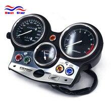 Moto 260 tachymètre odomètre   Instrument de compteur de vitesse, Cluster mètre pour Honda CB1000 94 95 96 97 98 vélo de rue