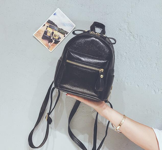 Женский мини-рюкзак, модные кожаные рюкзаки для девочек-подростков, маленький женский Школьный рюкзак, милый рюкзак на плечо, рюкзак, Mochila