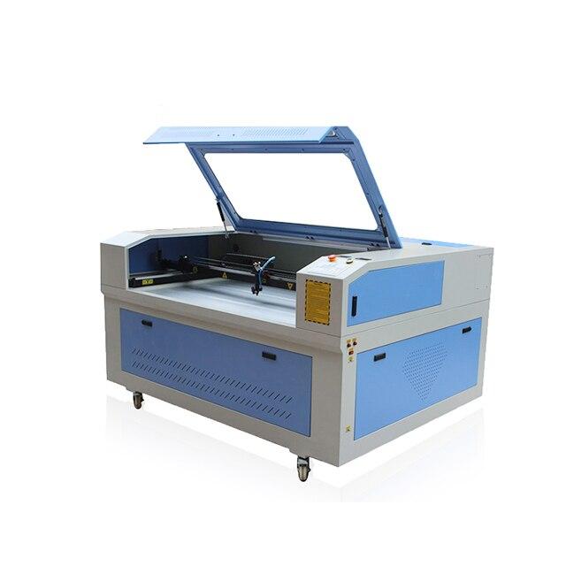 1390 80W CO2 Cnc Laser Cutter, Aluminium Laser Schneiden Maschine für Acryl, Leder, Gummi
