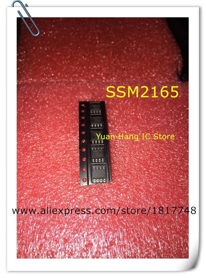 Frete Grátis 5PCS SSM2165 SSM2165-1 SSM2165-2 SOP8 NOVO