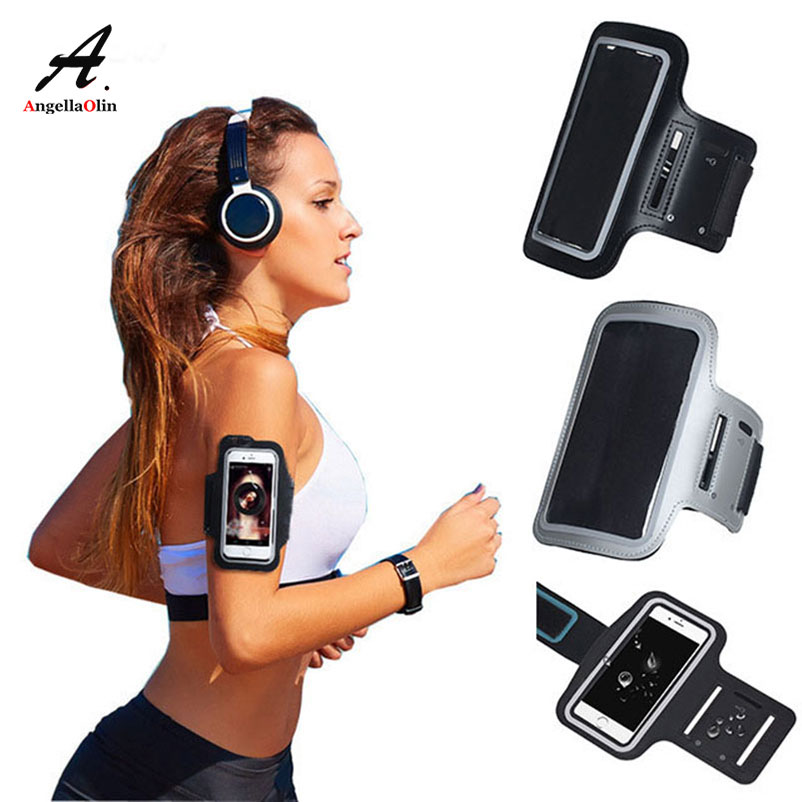 Траурная повязка для Samsung galaxy note 9 8 s6 s7 edge a8 2018 s8 s9 plus a5 j7 2017 j5 2016, повязка на руку, спортивная сумка для телефона