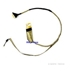 Yeni LED LCD LVDS Kablosu Için ACER Aspire 5750 5750G 5755 5350 5750ZG Ağ Geçidi NV57 NV57H NV55S NV57H43U Ekran ekran Video Flex