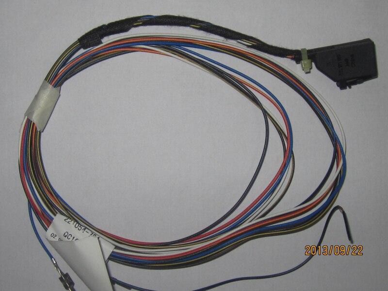 Sistema de Control de Crucero para coche STYO Cable/arnés/Cable para VW Golf 4 IV j-eta MK4 1J1 970 011F