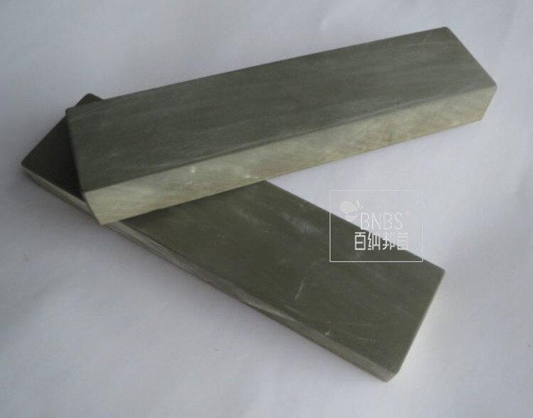 BNBS-مبراة على الوجهين ، حجر شحذ طبيعي ، حجر شحذ ناعم ، سكين تيرازو ، مسن من الورق المقوى بطول 1200 مم و 200 مللي متر