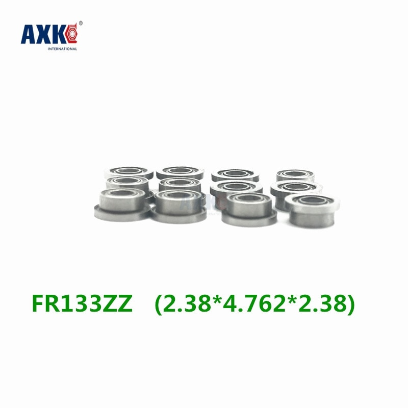 Fr133zz-محمل كروي ذو حواف ، جودة عالية ، 2.38 × 4.762 × 2.38 بوصة ، 3/32x 3/16 X3/32 Fr133zz ، 50 قطعة