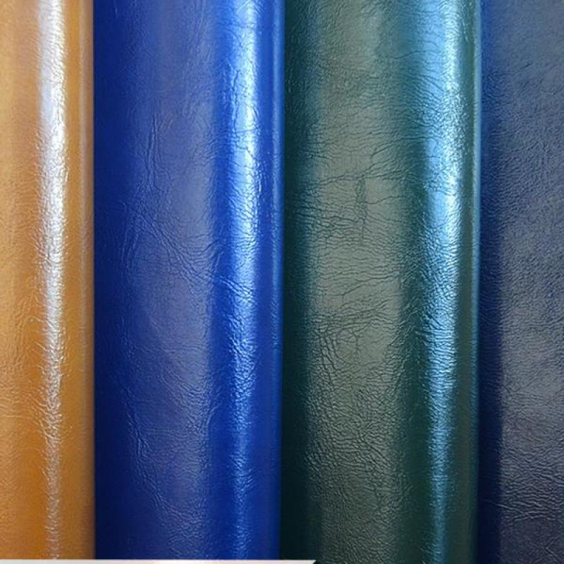 Tela de cuero de cera de aceite de 50x135cm para mujer, bolsa,...