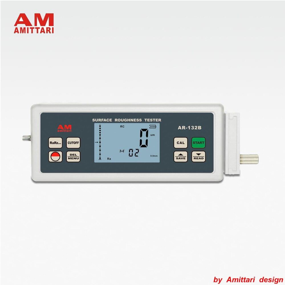 العلامة التجارية حقيقية AMITTARI خشونة السطح اختبار متر مقياس USB بلوتوث بيانات الناتج موجة تصفية RC PC-RC غاوس D-P