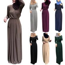 Clothing Design Women Back dubai abaya DjellabaWomwen s Indian Pleated Neck Indian WomenS Muslim Dress Burqa Jilab AbayaY58