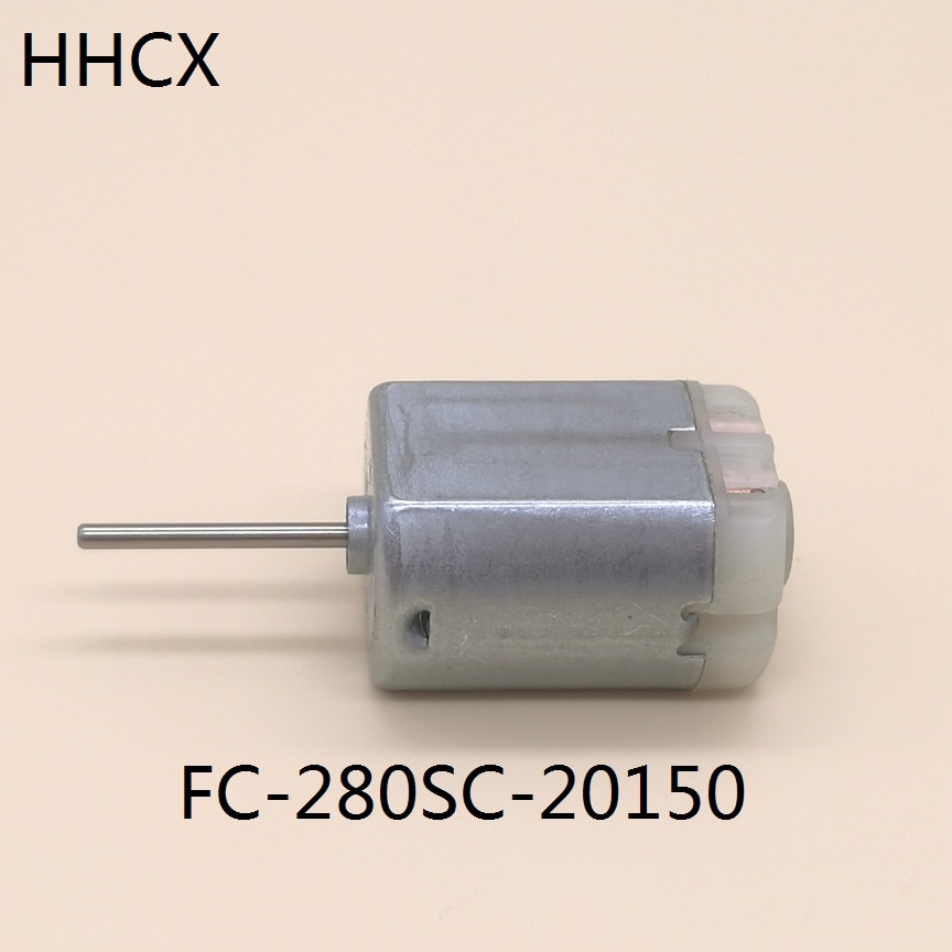 1PCS  FC-280SC-20150 micro DC motor FC-280SC precious-metal brush 12VDC 11800rpm high speed motor FC280