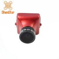 Мини-камера 1/3 CMOS 1200TVL, объектив 2,1 мм с кнопкой OSD, широкоугольная система PAL/NTSC для радиоуправляемого FPV гоночного дрона, квадрокоптера, аксес...