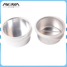 ANGNYA 1pcs Warmer Wax Heater Pot Hair Remover Mini Salon Spa Paraffin Wax Machine Depilatory New Ar