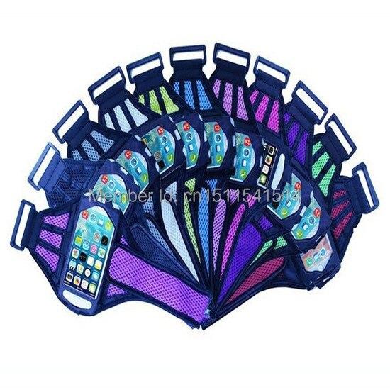 شحن مجاني للبيع بالجملة! غطاء ذراع رياضي عصري ، جراب لهاتف iPhone 5 5s ، جديد