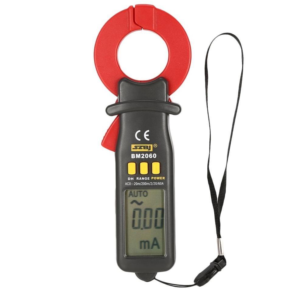 SZBJ BM2060 Профессиональный тестовый цифровой токоизмерительный прибор для измерения точности микротока до 0.01A