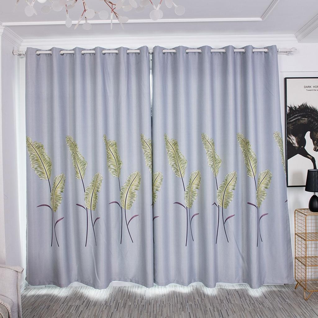 Gacsidy магазин 100 × 250 см шторы дверь окно занавеска драпировка панель затенение