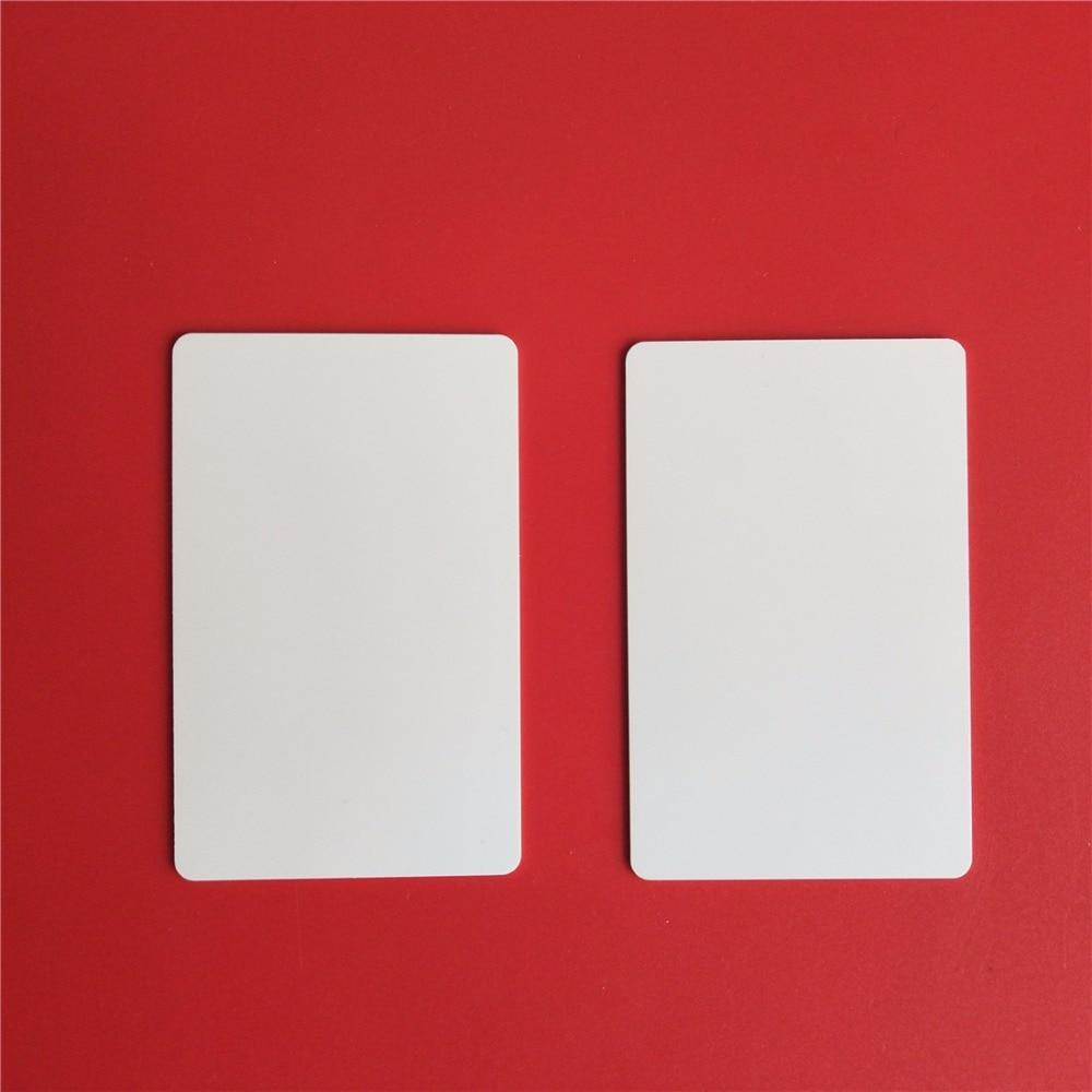 13,56 mhz MF 4k S70 etiqueta NFC RFID ISO14443A blanco de la tarjeta