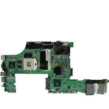 Pour Lenovo Thinkpad T520 T520I QM67 VRAM 2G 04W3254 carte mère dordinateur portable DDR3