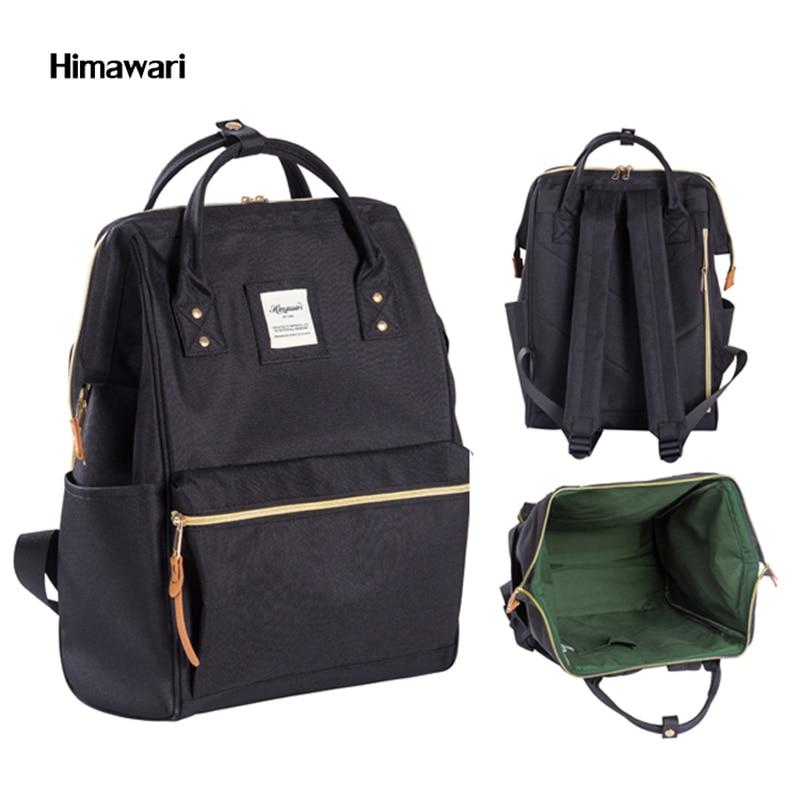 Himawari Women Backpack Men Travel Laptop Fashion Schoolbags For Girls Mochila Mujer 2018 Large Capacity Bolsa Bagpacks