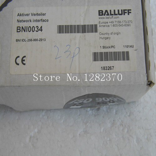 Nuevo original auténtico módulo BALLUFF BNI IOL-256-000-Z013 spot BNI0034