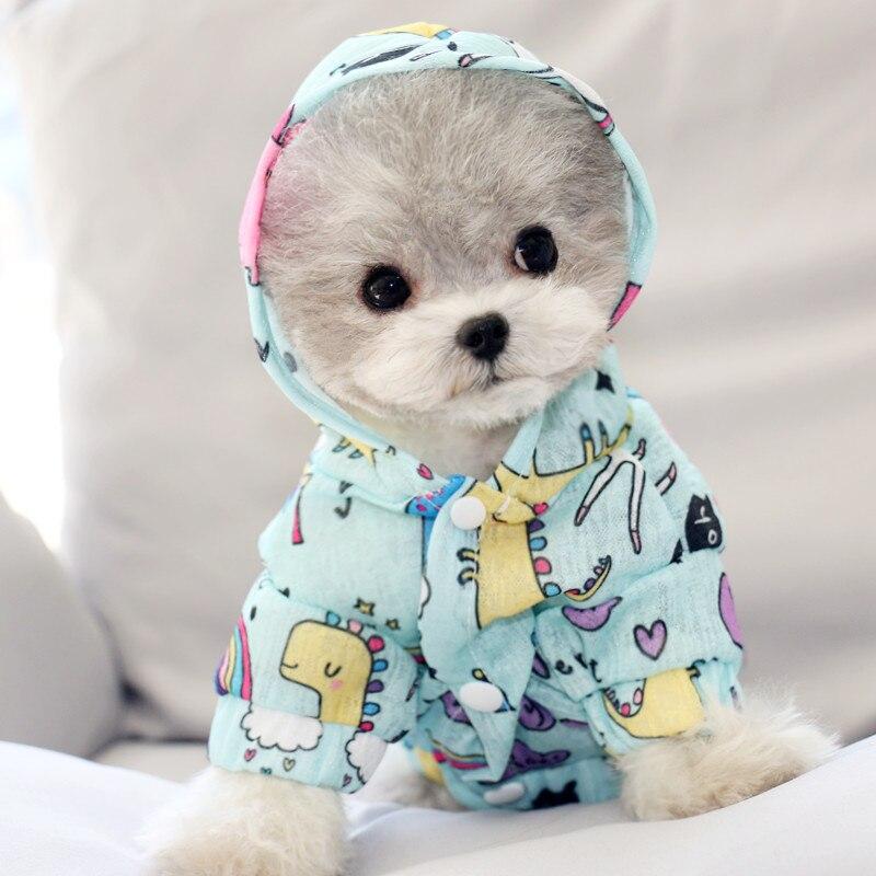 Verano lindo perro que respira Sudadera con capucha refrescante y chaleco lindo a prueba de sol perros mascotas ropa gato camisa transpirable abrigo Oufit Chihuahua