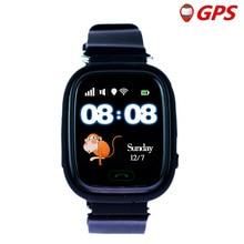 Q90 enfants GPS montre intelligente bébé montre pour enfants montre walmart enfant horloge avec emplacement SOS appel Tracker dispositif PK Q528 Q100