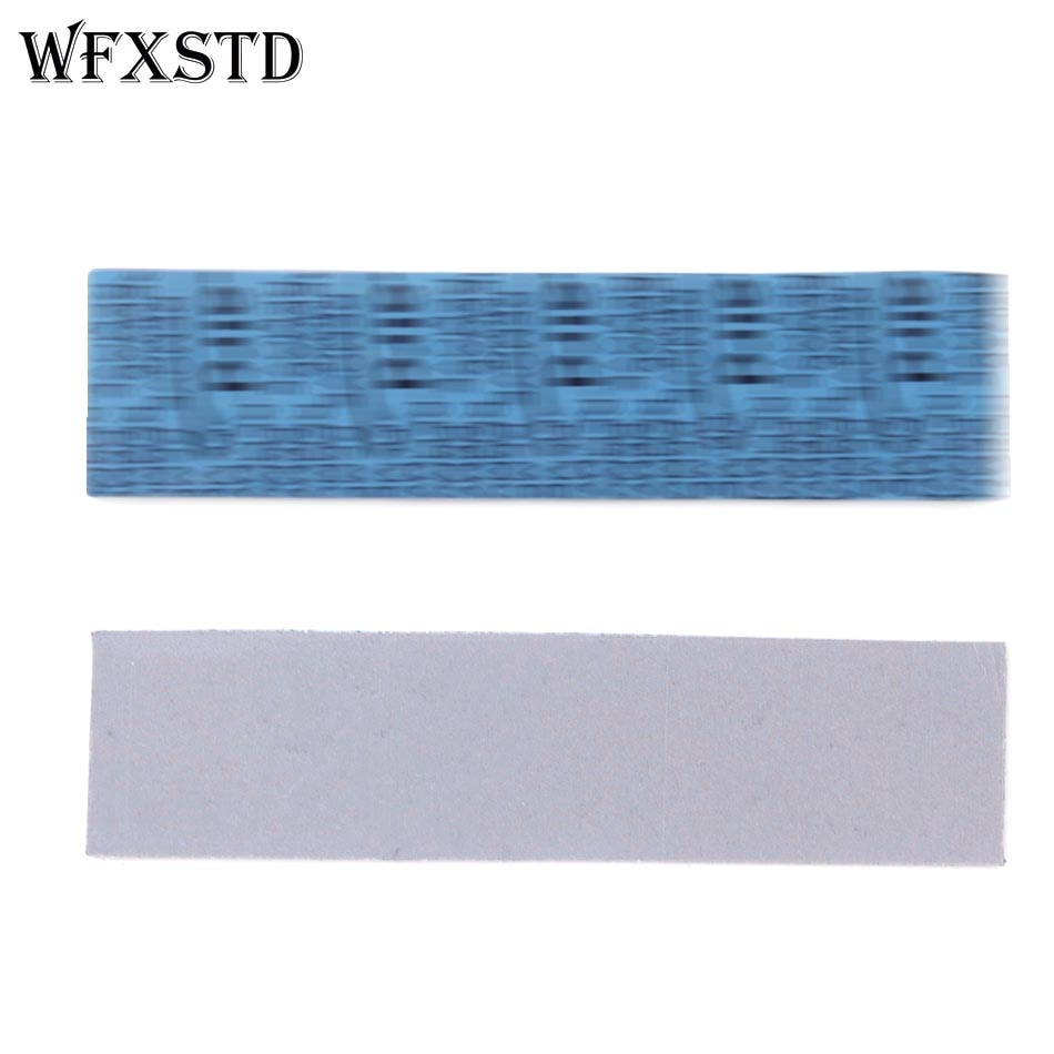 Coussinet thermique de silicium de 50mm * 10mm pour les graphiques de cahier de LAIRD des etats-unis Beiqiao mémoire thermique silice coussinet thermique coussinet thermique