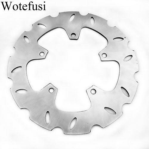 Wotefusi Front Brake Disc Rotor For Yamaha YP125R 2006 2007 2008 YP125 Majesty DX 2002 [MT86]