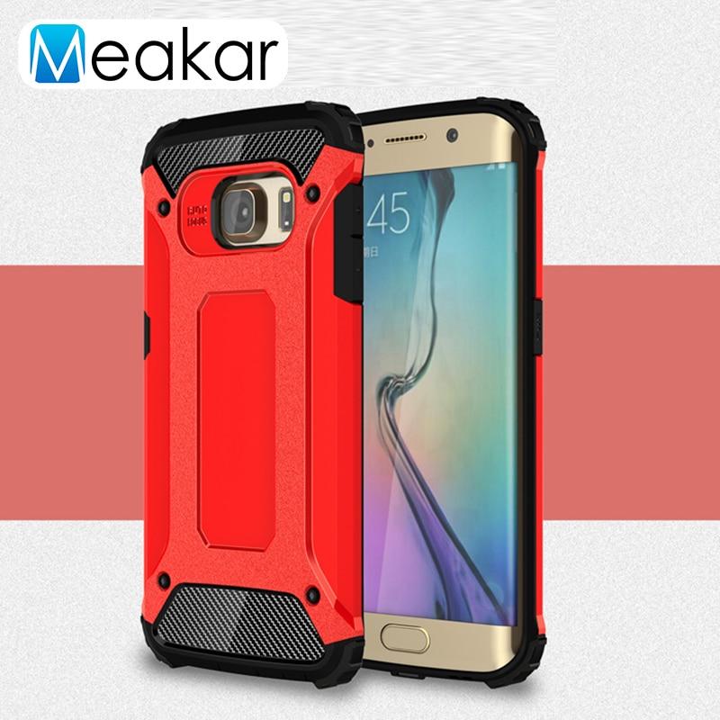 Funda para Samsung Galaxy S6 Edge 5,1 para Samsung Galaxy S6 Edge S6Edge Sm G925F G925 G925I Sm-G925F Coque