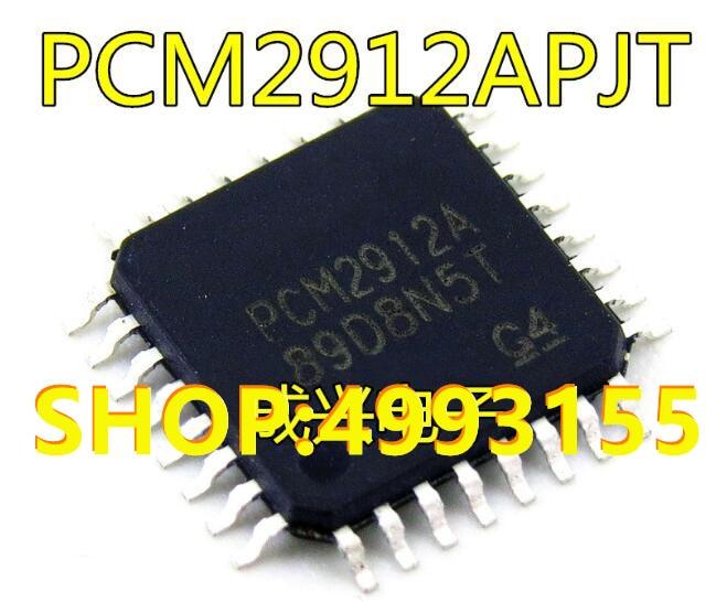 100% nuevo y Original PCM2912APJT PCM2912A PCM2912