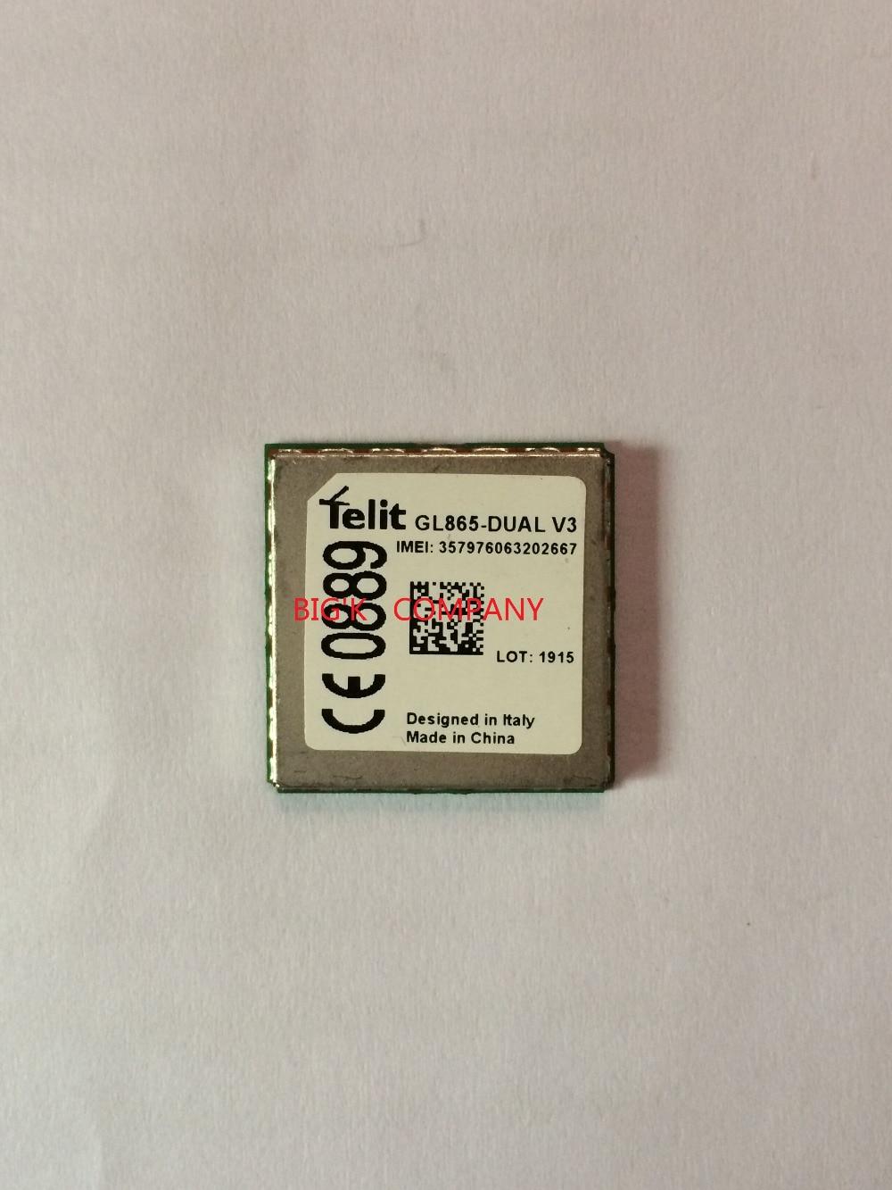 JINYUSHI PER Telit GL865-V3 GL865 2G 100% New & Original Genuine Distributore GSM/GPRS Incorporato quad-modulo fasce