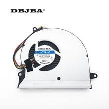 CPU Laptop Cooling Fan Para Asus U56E U56E-RAL9 BB86 DELTA BDB05405HHB fã