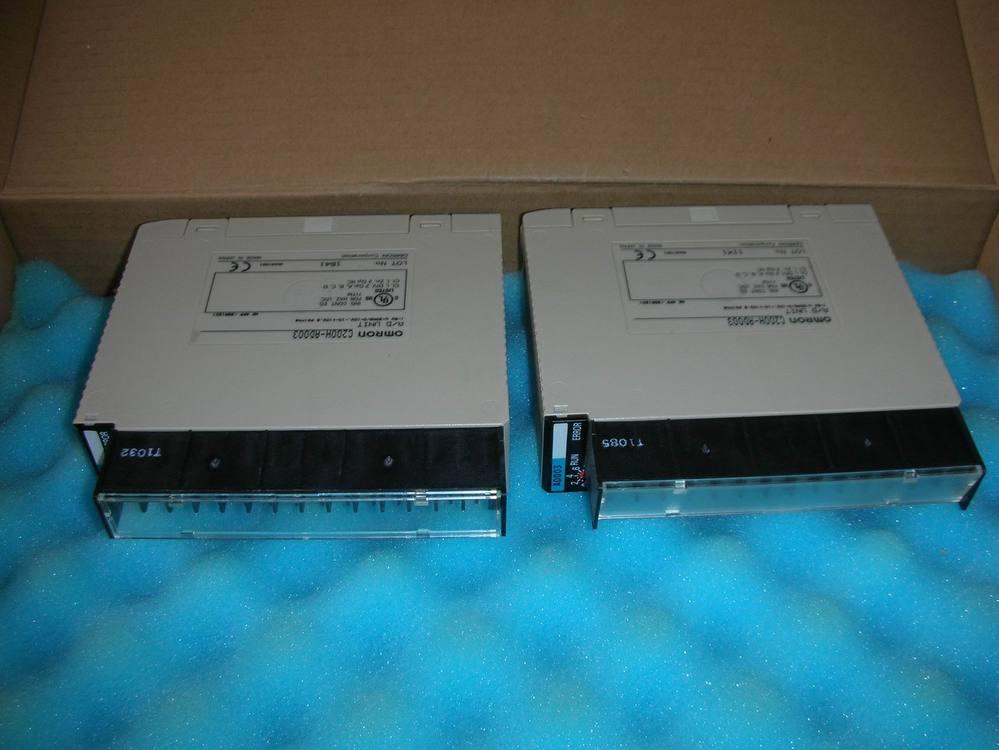 1 قطعة تستخدم اومرون C200H-AD003