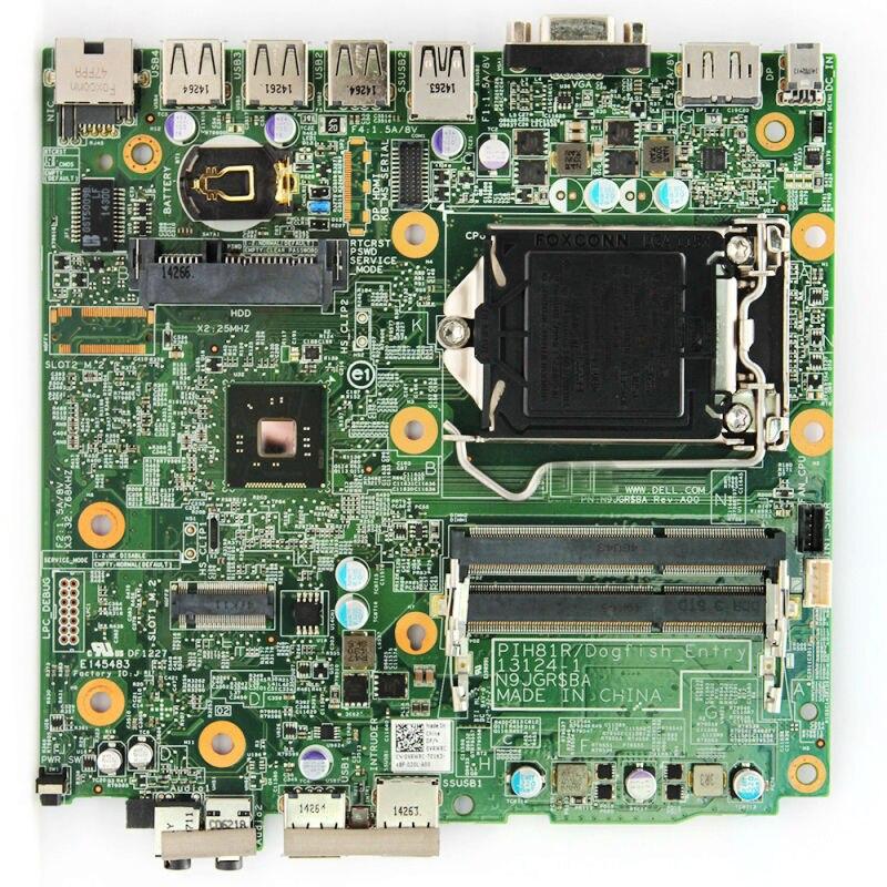 CN-0VRWRC VRWRC для DELL Optiplex 3020M настольная материнская плата PIH81R/Dogfish_Entry материнская плата 100% протестированная полностью Рабочая