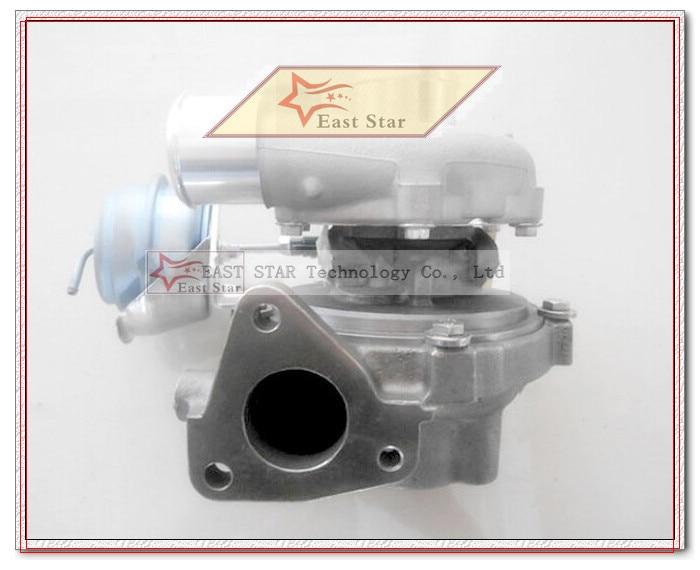 GTB1649V 757886 28231-27400 757886-5003S 757886-0003 Турбокомпрессор для Hyundai Tucson для KIA Sportage 2 05-D4EA 2.0L CRDi