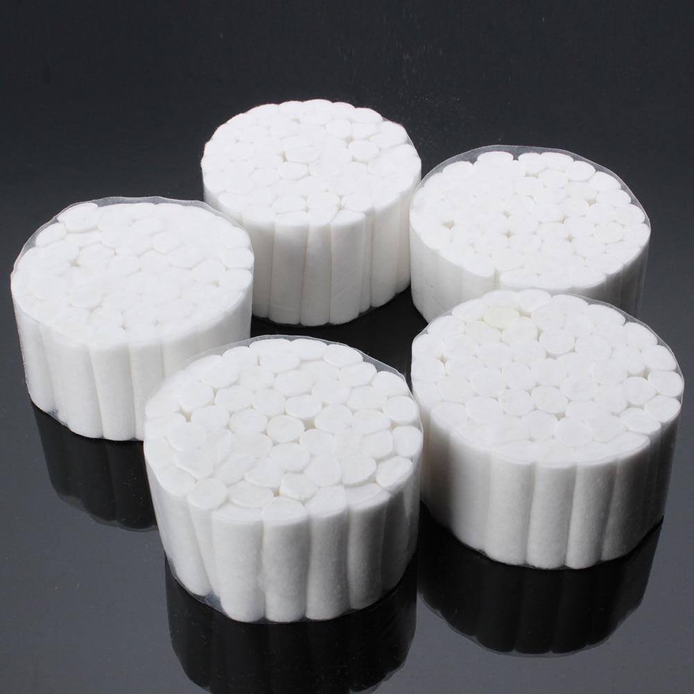 5Pcs Disposable Cotton Rolls Clinic Dental Treatment Absorbent Medical Supplies
