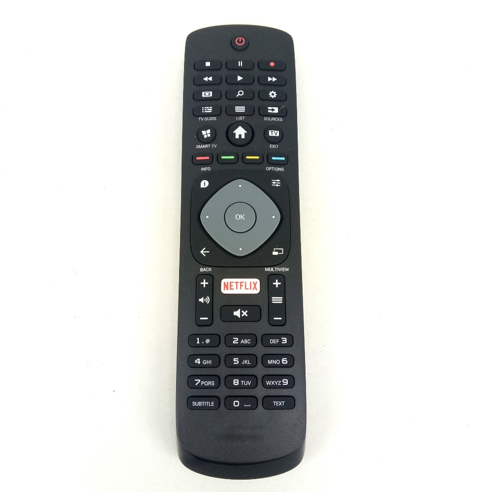 New Original Replacement For Philips SMART TV remote control PHILIPS NETFLIX 398GR08BEPHN0012HT 1635008714