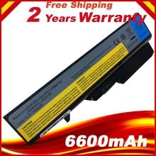 7800mAh 9 Cells Battery For Lenovo IdeaPad G560 G565 G570 G575 G770 G470 G475 G780 V360 V370 V470 V570 Z370 Z460 Z470 Z560 Z570